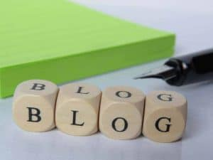Legal and affiliate disclosure for blog
