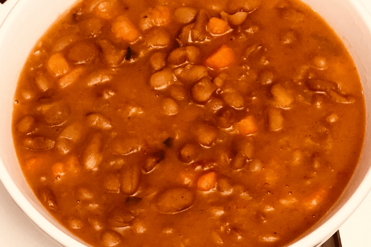 Homemade Bean Soup