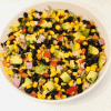 Easy Black Bean & corn salad